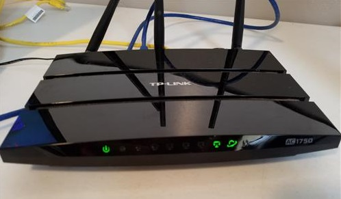 TP-Link AC1750 Smart WiFi Router (Archer C7)