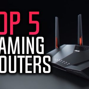 5 best wireless routers for xbox and ps4
